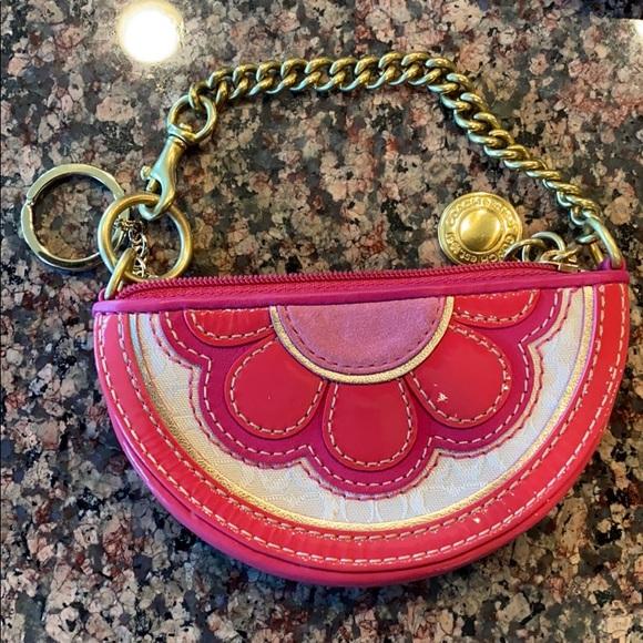 COACH chain purse NWOT wristlet change purse
